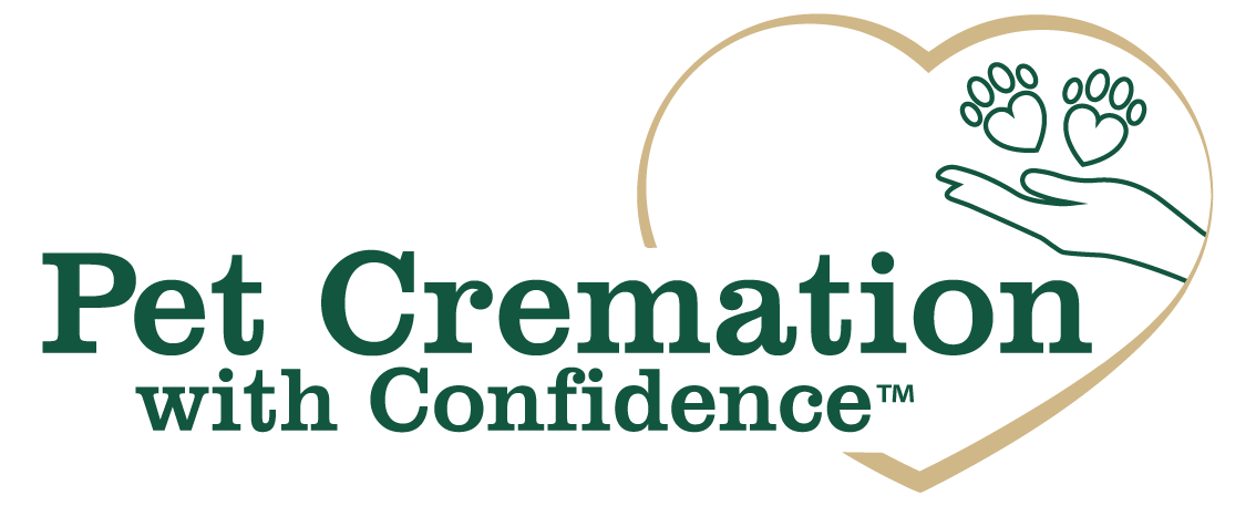 Pet Cremation with Confidence Logo
