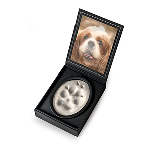 Deluxe Paw Print Wallet
